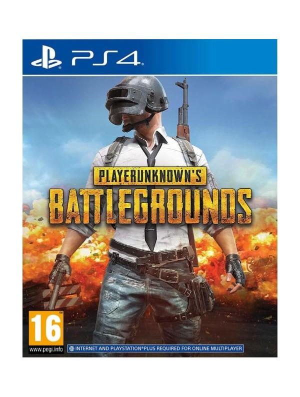 Playerunknown's Battlegrounds PS4 POL Używana