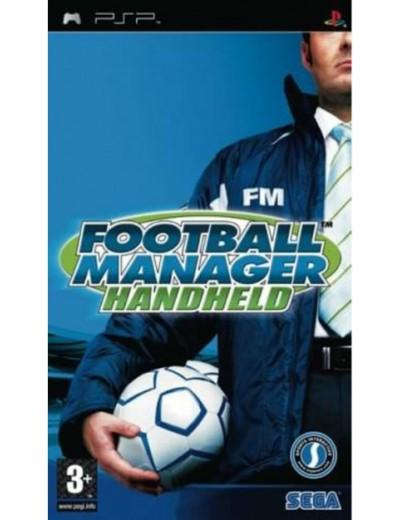 Football Manager Handheld PSP ANG Używana