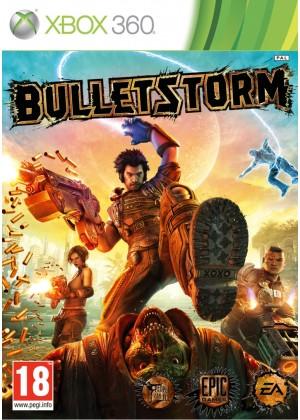 Bulletstorm XBOX360 ANG Używana