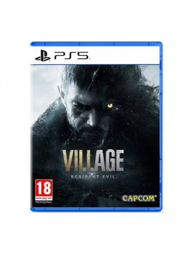 Resident Evil Village PS5 ANG Używana