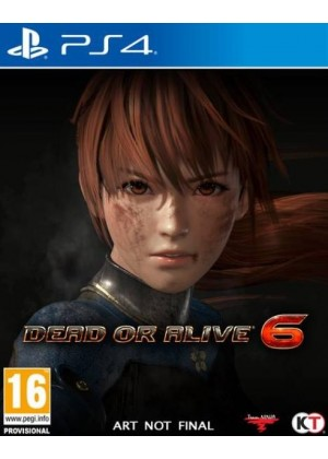 Dead or Alive 6 PS4 ANG Nowa