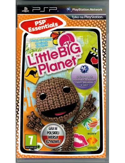 LittleBigPlanet PSP POL Używana