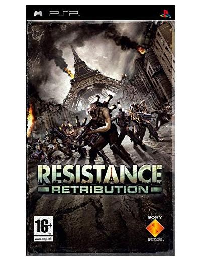 Resistance: Retribution PSP POL Używana