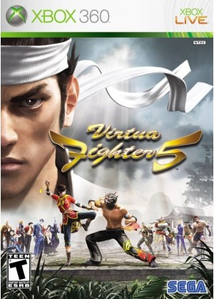 Virtua Fighter 5 XBOX360 ANG Używana