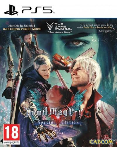 Devil May Cry 5 Special Edition PS5 POL Używana