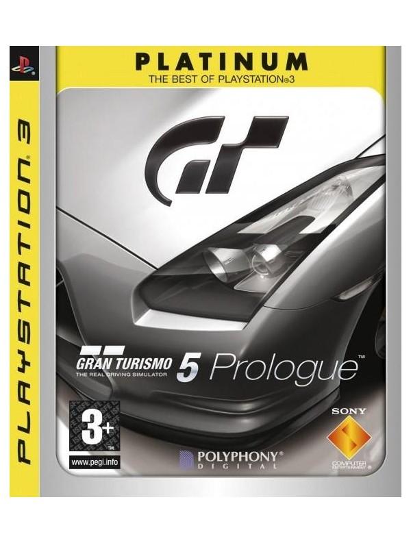 Gran Turismo 5 Prologue PS3 POL Używana