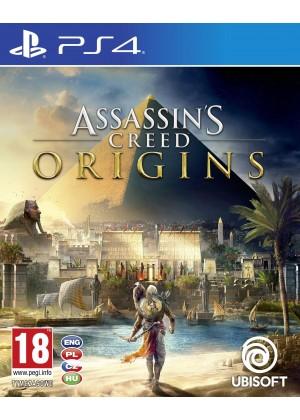 Assassin's Creed Origins PS4 POL Używana