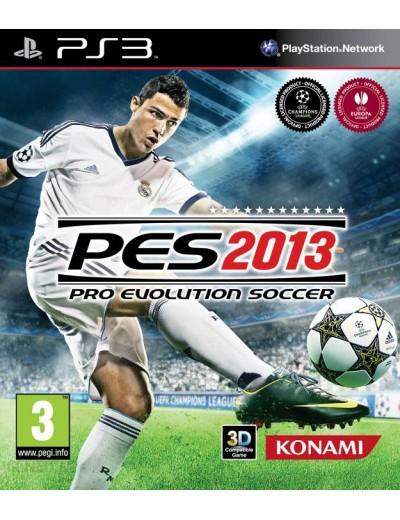 PES 2013 PS3 ANG Używana
