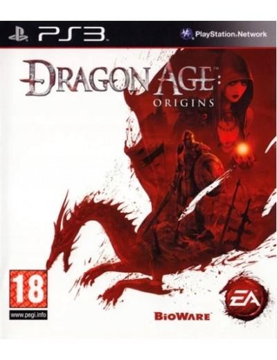 Dragon Age: Origins PS3 ANG Używana