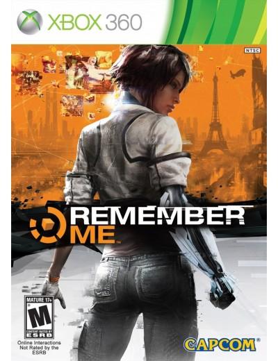 Remember Me XBOX360 ANG Używana