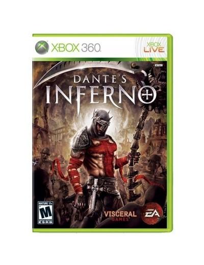 Dante's Inferno XBOX360 ANG Używana