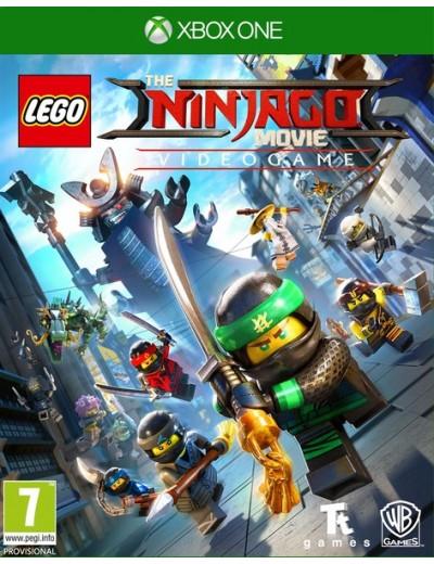 Lego Ninjago Movie Videogame XBOXOne POL Używana
