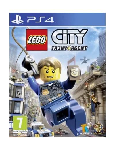 LEGO City Tajny Agent PS4 POL Nowa