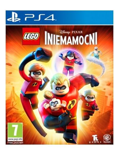 LEGO Iniemamocni PS4 POL Używana