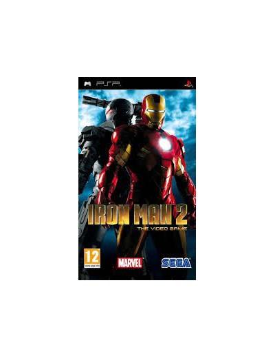 Iron Man 2 PSP ANG Używana