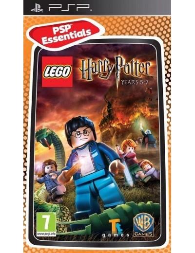 LEGO Harry Potter: Years 5-7 PSP POL Używana