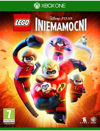 LEGO Iniemamocni XBOXOne POL Nowa