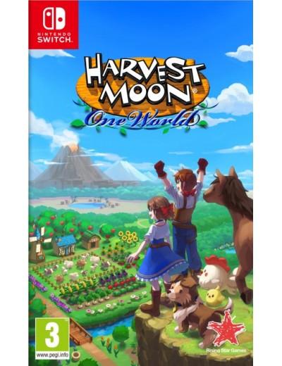Harvest Moon: One World Nintendo Switch ANG Nowa