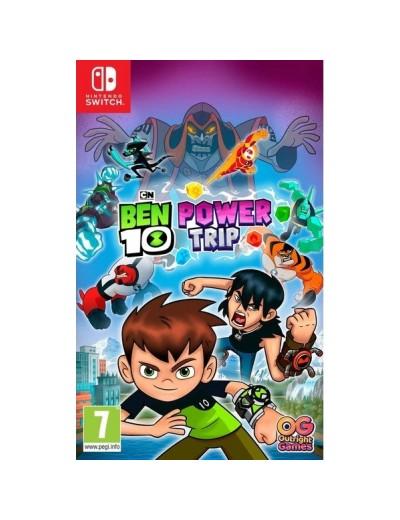Ben 10: Power Trip Nintendo Switch POL Nowa