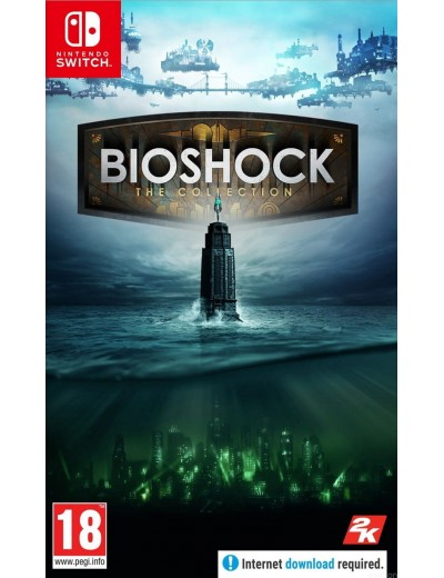 BioShock: The Collection Nintendo Switch ANG Nowa