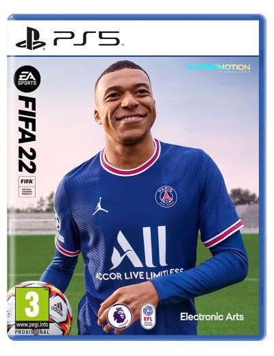 FIFA 22 PS5 POL Nowa