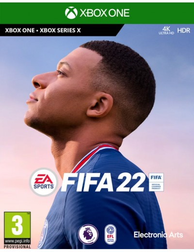 FIFA 22 XBOXOne POL Nowa