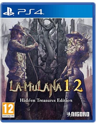 La-Mulana 1&2 PS4 ANG Używana