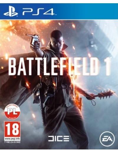 Battlefield 1 PS4 POL Używana