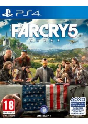 Far Cry 5 PS4 POL Używana