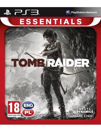 Tomb Raider PS3 POL Używana