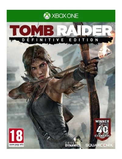 Tomb Raider: Definitive Edition XBOXOne POL Używana