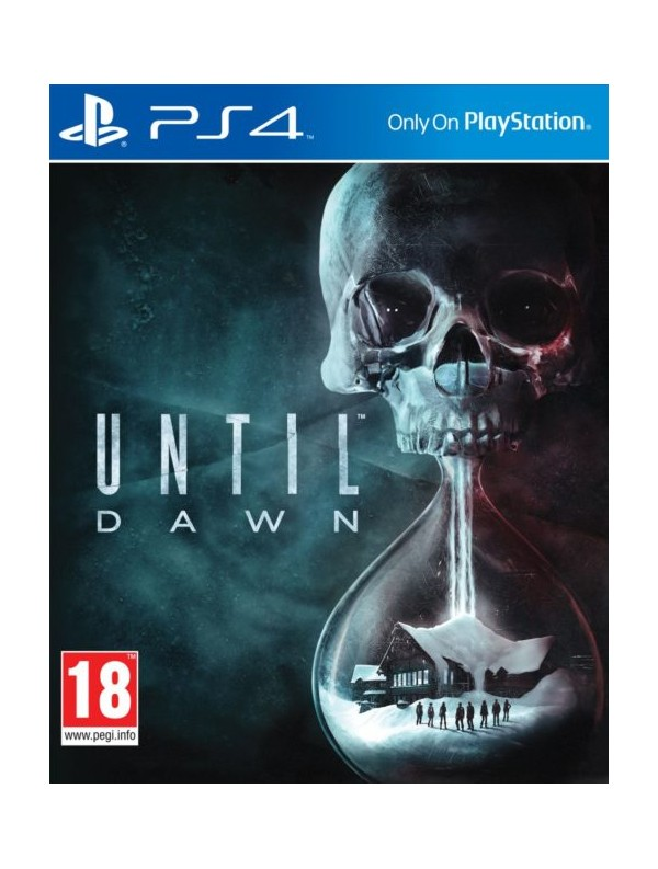 Until Dawn PS4 POL Używana