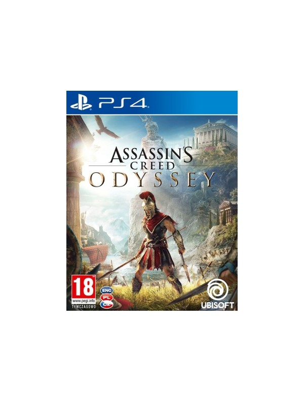 Assassin's Creed: Odyssey PS4 POL Używana