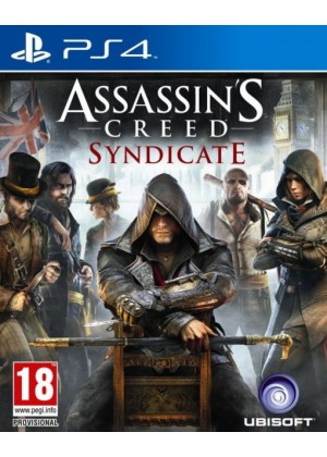 Assassin's Creed: Syndicate PS4 POL Używana