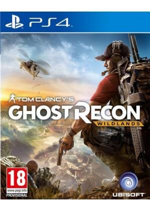 Tom Clancy's Ghost Recon: Wildlands PS4 POL Używana