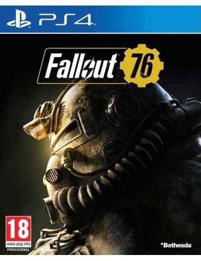 Fallout 76 PS4 POL Używana