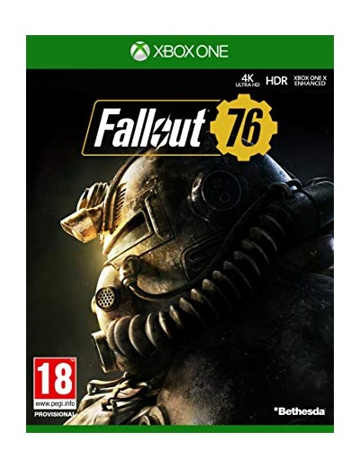 Fallout 76 XBOXOne POL Używana