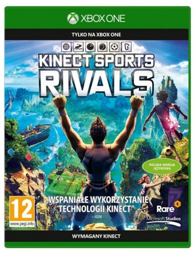 Kinect Sports Rivals XBOXOne POL Używana