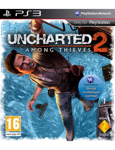 Uncharted 2: Among Thieves PS3 POL Używana