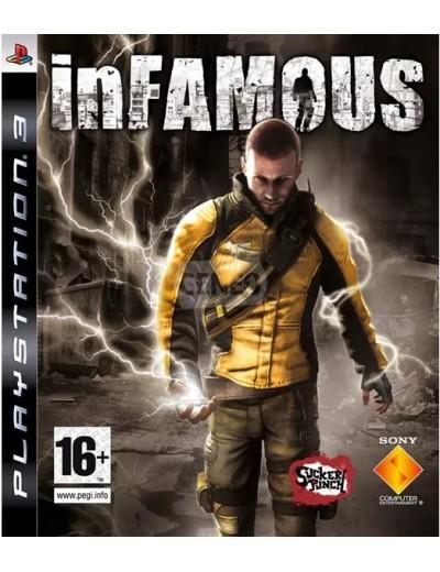 InFamous PS3 POL Używana