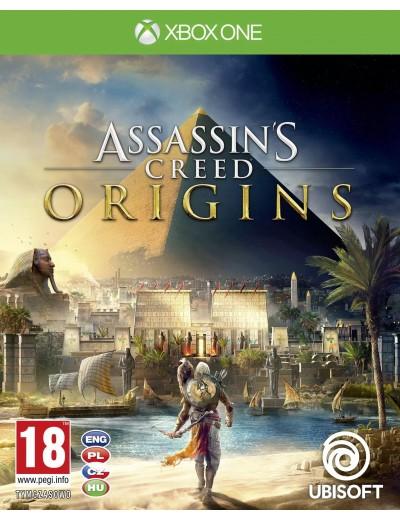 Assassin's Creed Origins XBOXOne POL Używana