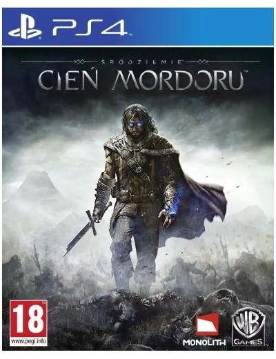 Middle-earth: Shadow of Mordor PS4 POL Używana