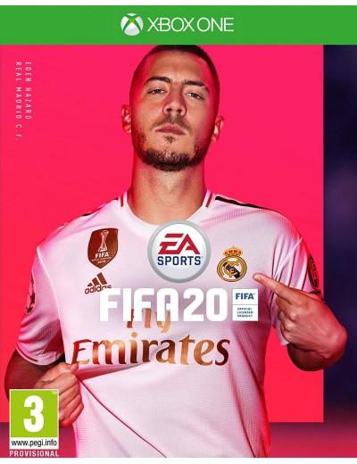 FIFA 20 XBOXOne POL Używana