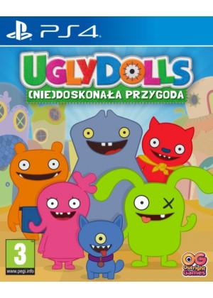 Ugly Dolls PS4 POL Nowa