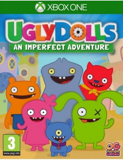UglyDolls (Nie)doskonała przygoda XBOXOne POL Nowa