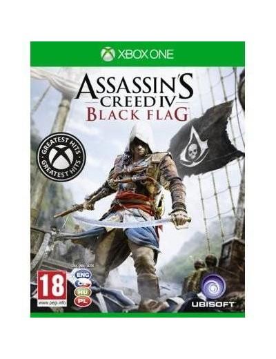 Assassin's Creed IV: Black Flag XBOXOne POL Używana
