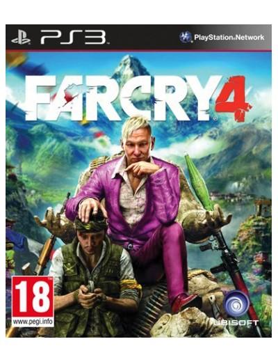 Far Cry 4 PS3 POL Używana