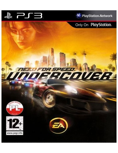 Need for Speed: Undercover PS3 POL Używana