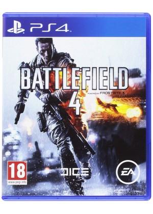Battlefield 4 PS4 POL Używana