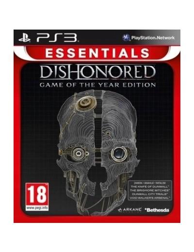 Dishonored GOTY PS3 POL Używana